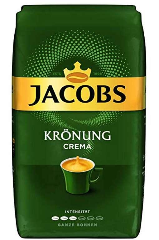 Jacobs Kaffebohnen (1kg) für 8,99€ inkl. Primeversand