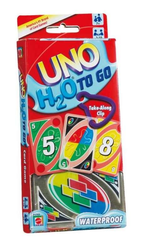 UNO® H2O To Go (wasserfest) für 5,29€inkl. Versand (statt 14€) - Thalia Club!