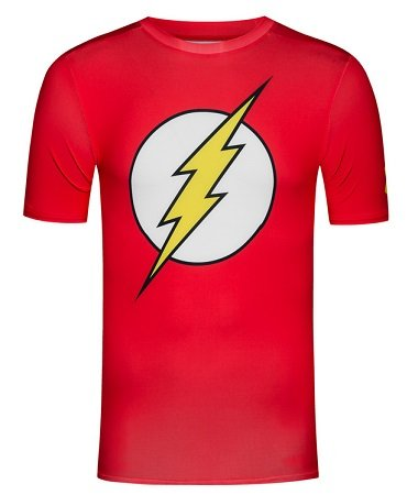 Under Armour Alter Ego The Flash Compression Funktionsshirt für 17,66€ inkl. VSK