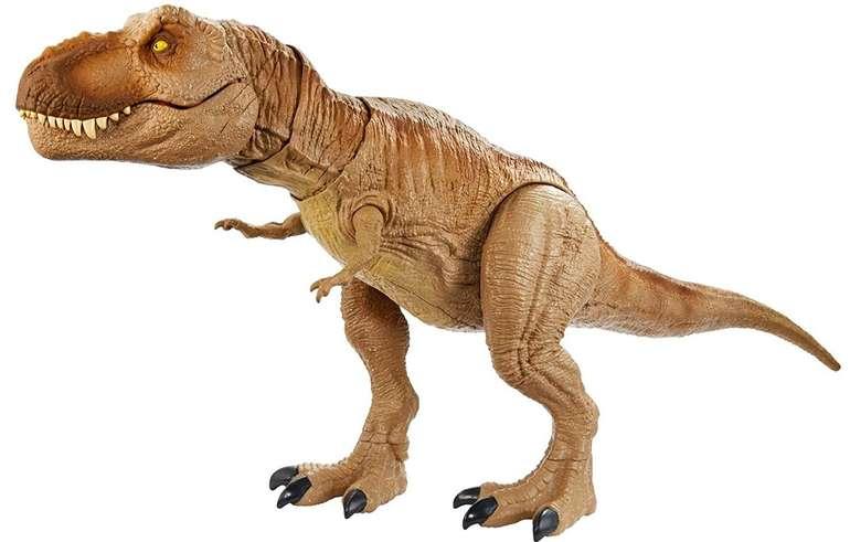 """Mattel GJT60 Jurassic World """"brüllender Tyrannosaurus Rex"""" für 34,99€ (statt 46€)"""