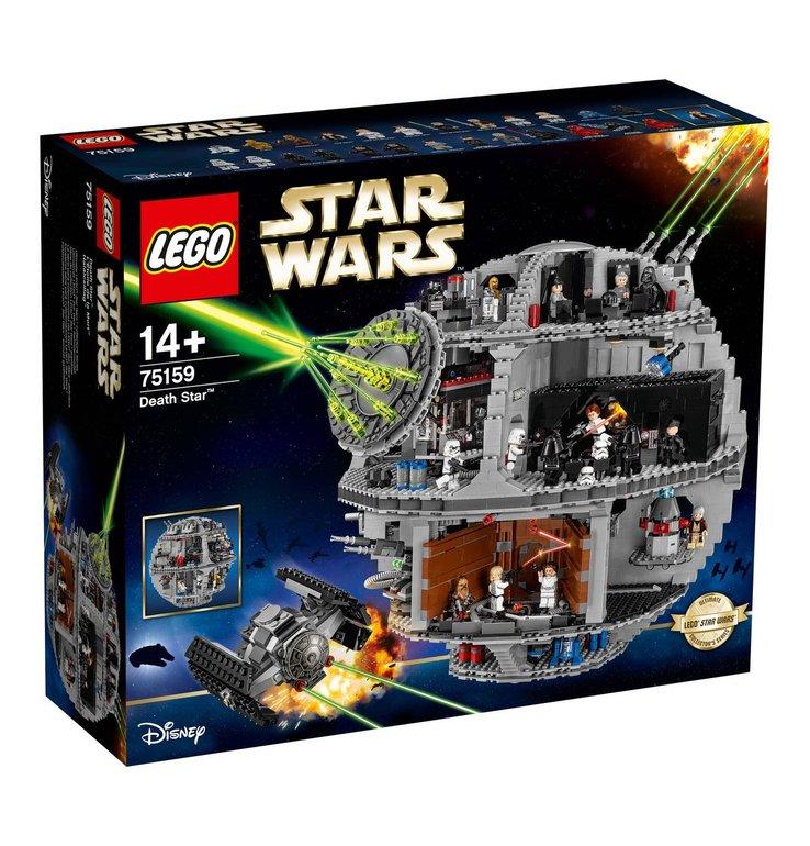 Lego Star Wars Todesstern (75159) ab 379,99€ inkl. Versand (statt 477€) - In ausgewählten Märkten!