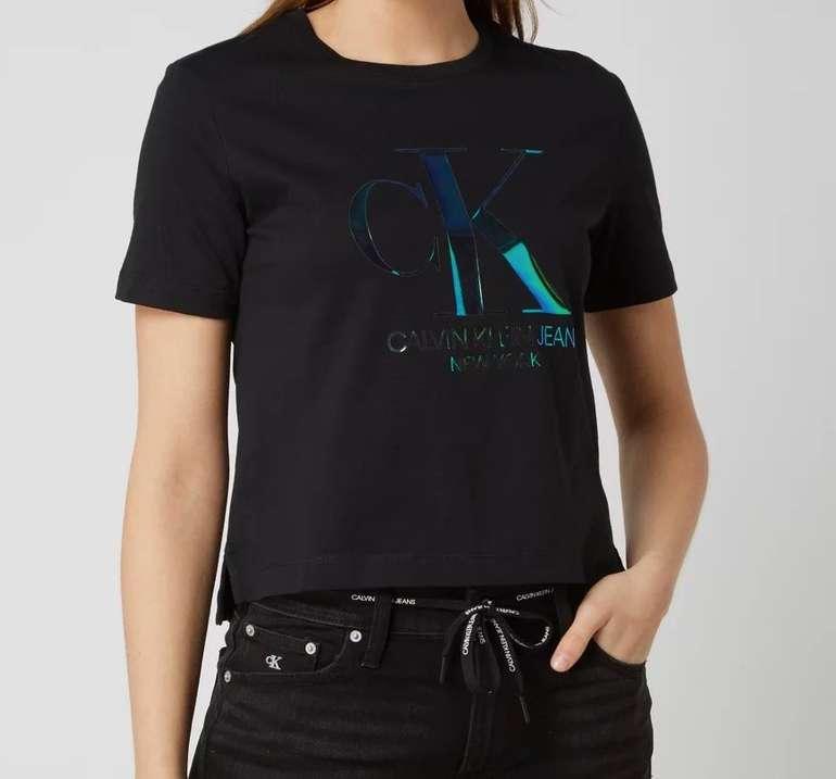 "Calvin Klein Jeans Damen T-Shirt ""Better Cotton Initiative"" für 25,49€ inkl. Versand (statt 40€)"