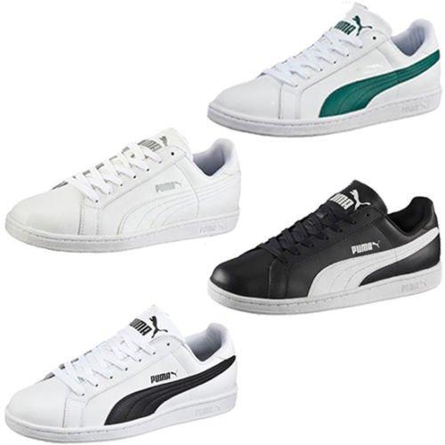 Puma Smash L Herren Sneaker (Gr. 45, 46 & 47) für je nur 19,99€ inkl. Versand
