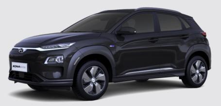 Privatleasing: Hyundai Kona Advantage Elektro mit 136 PS für 149€ mtl. (BAFA, LF: 0.39, Bereitstellung: 895€)
