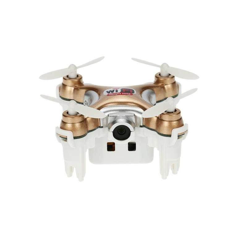 Cheerson CX-10WD-TX Mini RC Drohne (2,4G, 6-Achsen) für 23,99€ inkl. Versand