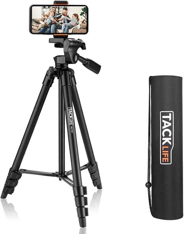 Kamera Stativ Tacklife MLT01 (136cm hoch) für 16,98€ inkl. Versand (statt 30€)