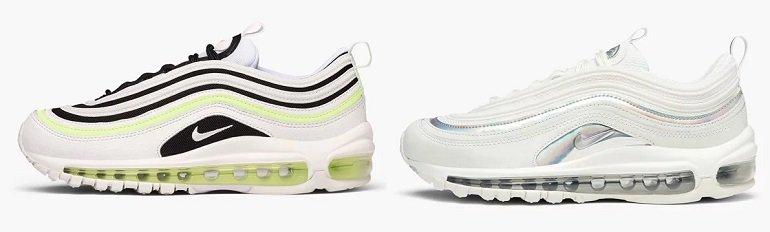 Nike Air Max 97 in diversen Colourways
