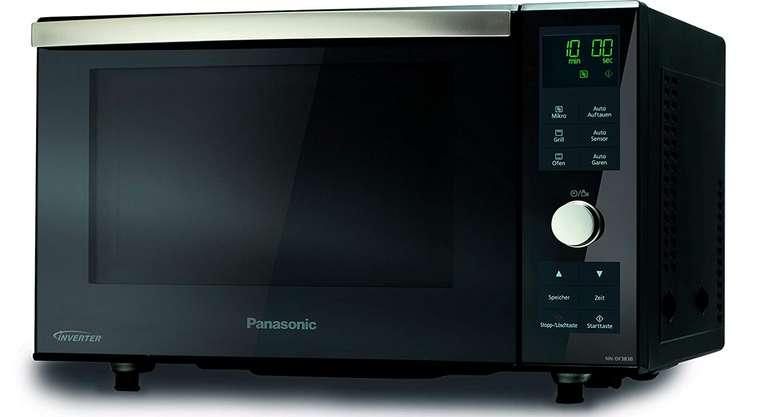 Prime Days: Panasonic NN-DF383BGPG Mikrowelle mit 1000 Watt für 200,99€inkl. Versand (statt 246€)