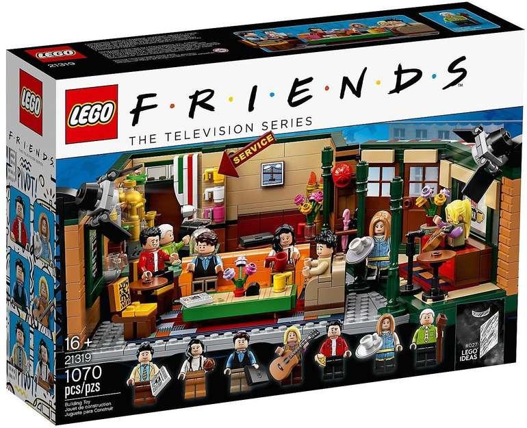 LEGO 21319 Ideas - Friends Central Perk für 50€ (statt 60€)