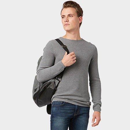 Tom Tailor: 20% Rabatt auf Pullover, Strickware und Hemden - Nur 0,95€ Versand!