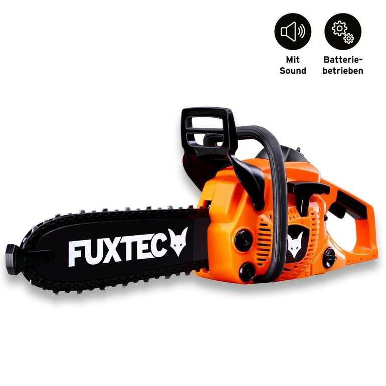Fuxtec Kinder Spielzeug Kettensäge mit Sound für 14,90€ inkl. VSK (statt 19€)