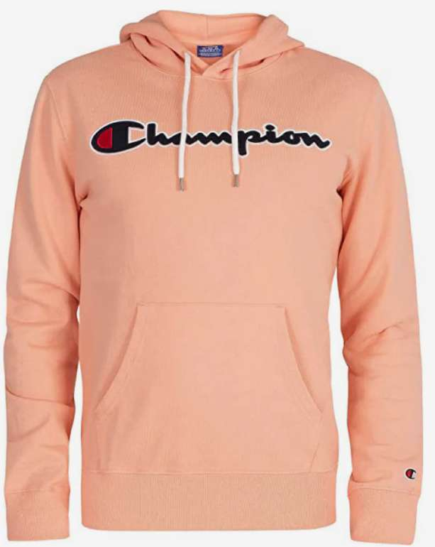 Champion Authentic Athletic Apparel Sweatshirt in orange für 27,45€ inkl. Versand (statt 41€)