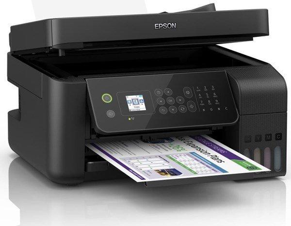 Epson EcoTank ET-4700 Multifunktionsdrucker mit Tinte für 199,90€ (statt 281€)