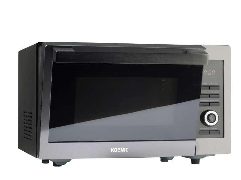 Koenic KMWC 3019 DB Mikrowelle (1000 Watt) für 167,53€ inkl. Versand (statt 186€)