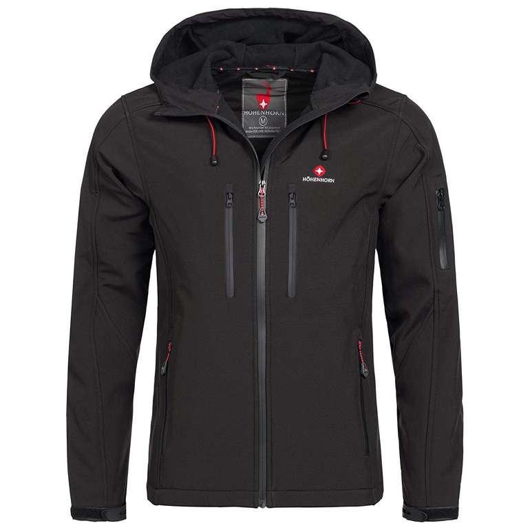 Höhenhorn Jorases Herren Softshell Jacke für 39,99€ inkl. Versand (statt 60€)