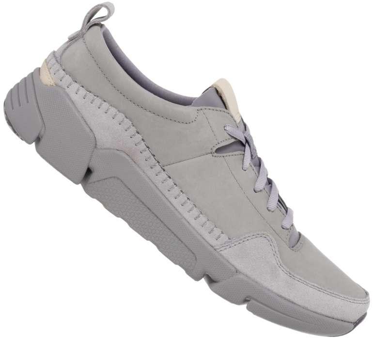 Clarks Triactive Run Herren Sneaker in Grau für 29,14€inkl. Versand (statt 50€)