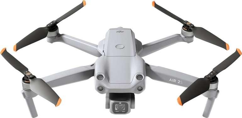 Dji Air 2S Drone mit 3-Achsen-Gimbal und 5,4K Video (Flugzeit 31 min) für 849,10€ inkl. Versand (statt 999€)