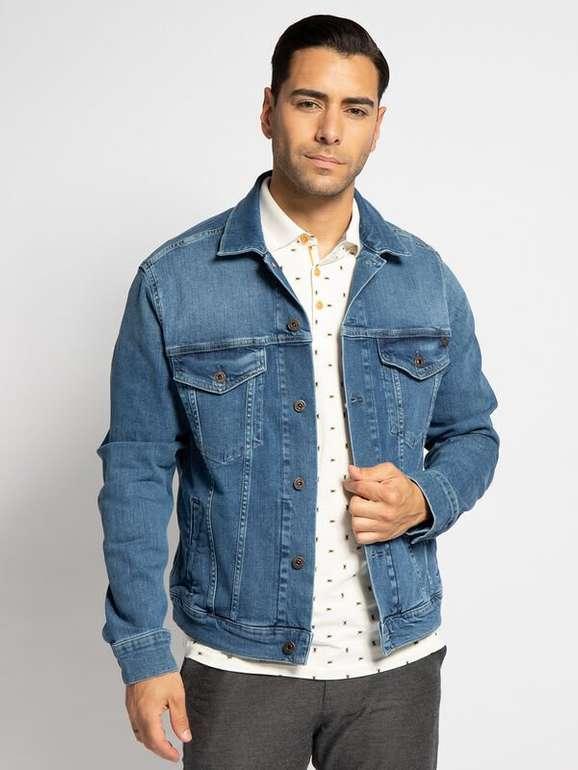 Pepe Jeans Jeansjacke in Blau für 39,70€ inkl. Versand (statt 55€)