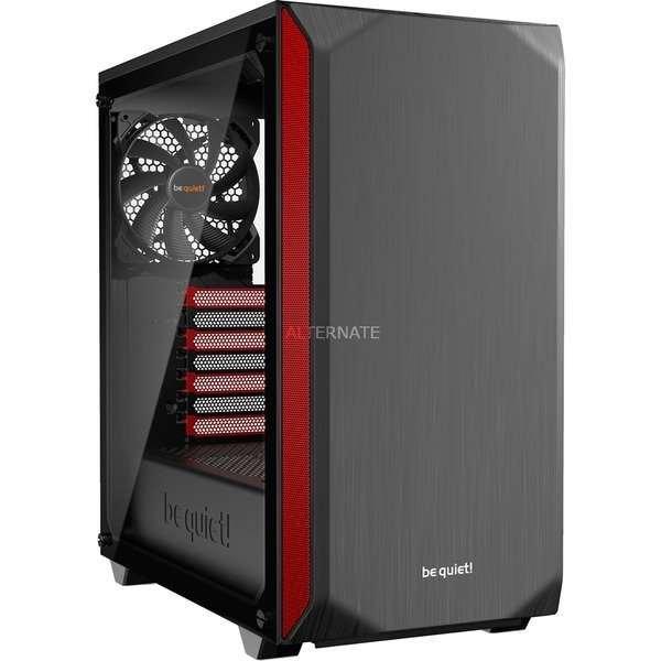 be quiet! PC-Gehäuse Pure Base 500 Window Red für 59,90€ inkl. Versand (statt 72€)