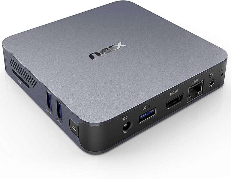 XIDU PhilMac Mini PC mit 8GB DDR4, 128GB eMMC, 4K Auflösung & Windows 10 für 169,99€