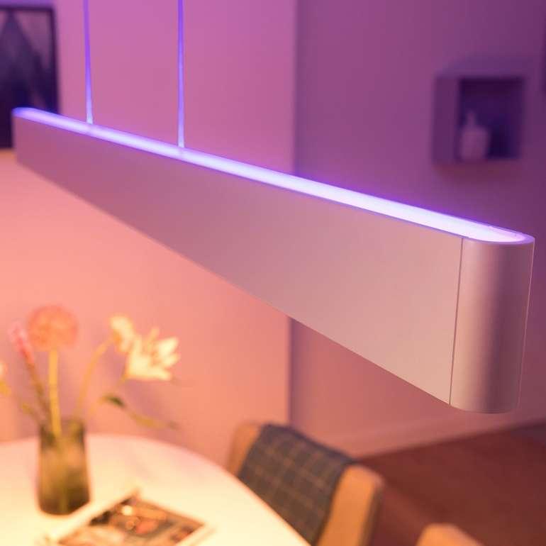 Philips Hue White & Color Ambiance Ensis Pendelleuchte für 299,98€ inkl. Versand (statt 327€)