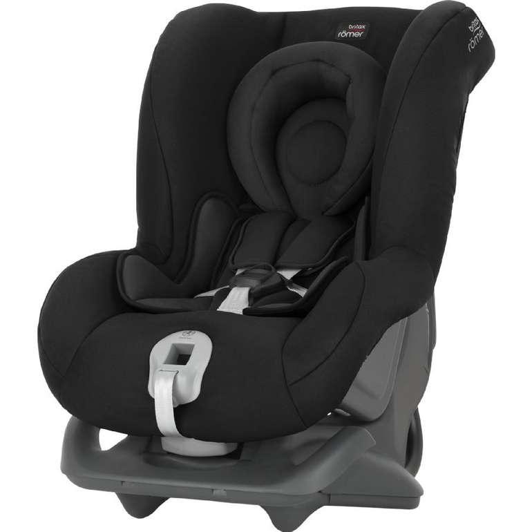 Britax Römer Kindersitz First Class Plus in schwarz für 124,99€ (statt 139€)