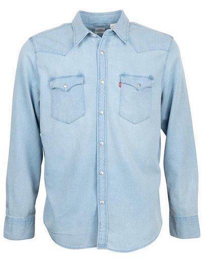 "Levi ́s ""Barstow Western"" Denim Hemd für 37,49€ (statt 55€)"