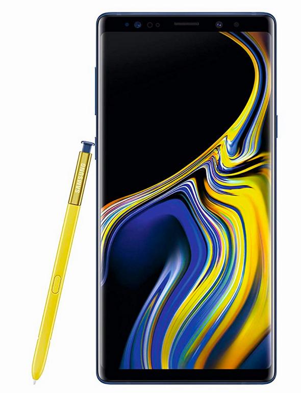 Vorbei! Galaxy Note 9 + LTE All L (5GB LTE, SMS-Flat, Allnet) je 17,99€ mtl