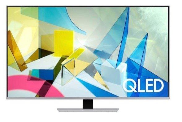 "Samsung ""GQ-65Q84T"" TV (65"", UHD, 120Hz, 2x Triple Tuner, 1x HDMI 2.1 & 3x 2.0) für 1.379€ + 200€ CB"