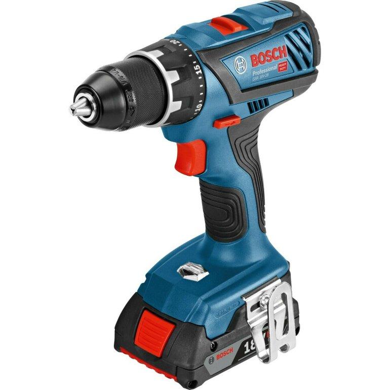 """eBay: 10% Rabatt auf """"Heimwerker"""" - z.B. Bosch Akku-Bohrschrauber GSR 18V-28 Professional für 179,95€"""
