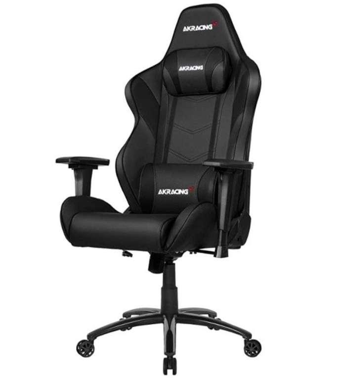 AKRacing Core LX Plus Gaming-Stuhl in schwarz/grau für 255,99€ inkl. Versand (statt 346€)