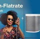 Sonos Play:1 + o2 Tarif (6 Mon. Laufzeit, 2GB LTE, Allnet-, SMS-Flat) 9,99€ mtl.