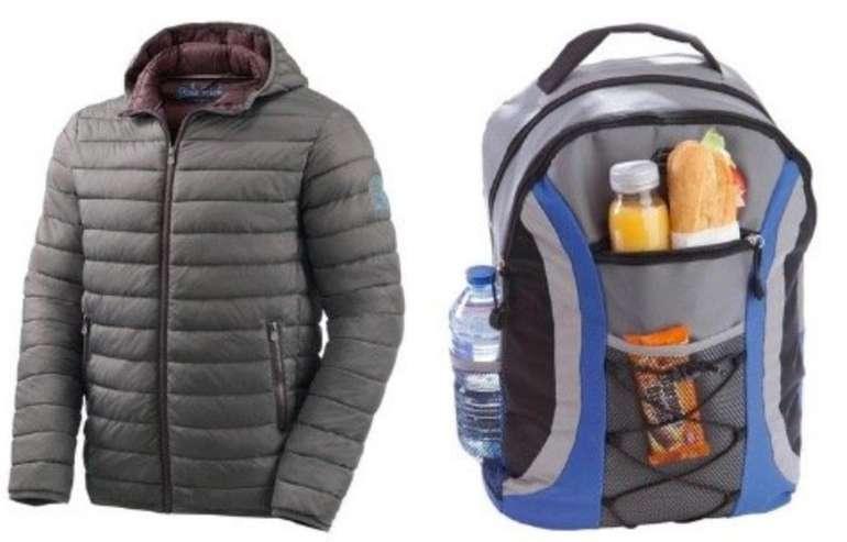 Stone Rich Herren Leichtsteppjacke für 31,99€ (statt 46€) + gratis Nordcap Rucksack mit Kühlfach!