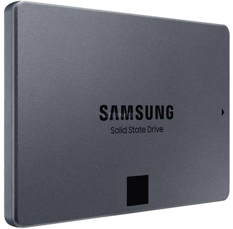 Samsung 860 QVO SSD mit 2TB Speicher für 170,01€ inkl. Versand (statt 218€)