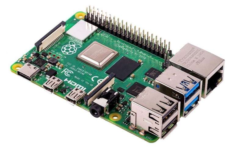 Raspberry Pi 4 Model B (1GB) für 29,90€ (statt 41€)