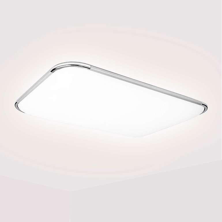 30% Rabatt auf Hengda LED Deckenleuchten, z.B. 48W für 27,29€