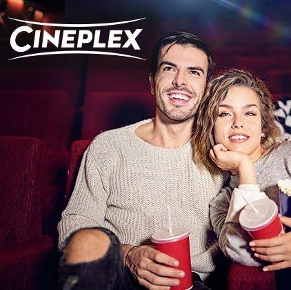 5 Cineplex Kinotickets für alle 2D-Filme inkl. Filmzuschlag & Loge für 29,90€ / 10 Tickets für 59,80€