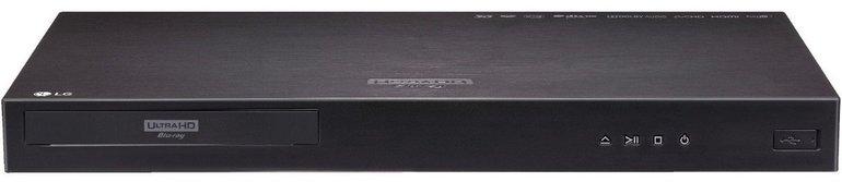 LG UP970 UHD Blu-ray Player für 139€ inkl. Versand (statt 159€)