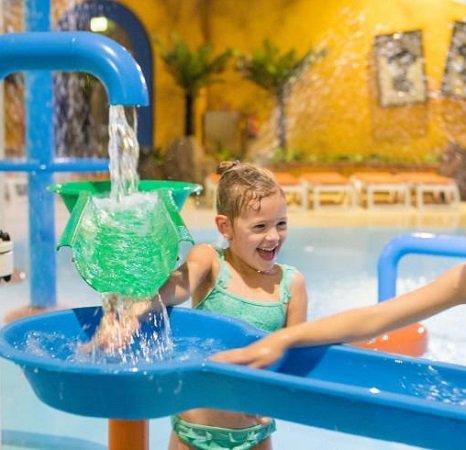 Freizeitpark Slagharen: 2 ÜN inkl. Themen- & Wasserpark ab 60€ p.P+ 4 Kids frei!