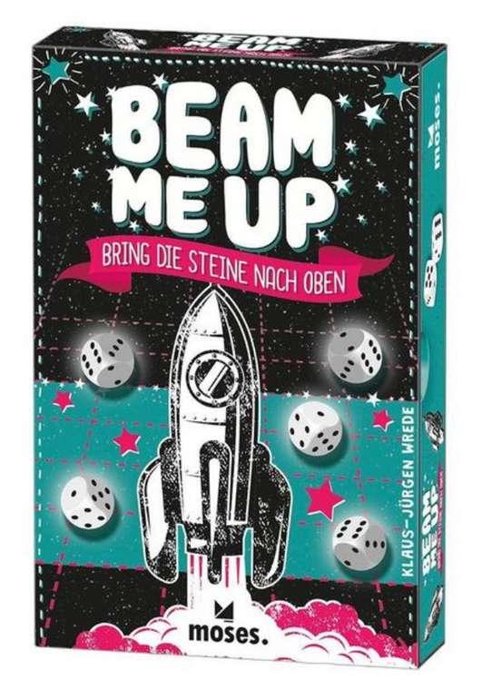 Beam me up! - Würfelspiel für 6,99€inkl. Versand (statt 12€) - Thalia Club!