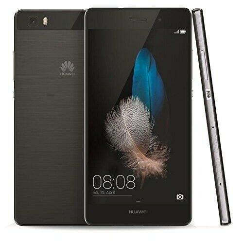 Huawei P8 Lite black 2017 mit 16GB LTE für 111€ inkl. Versand (statt 136€)