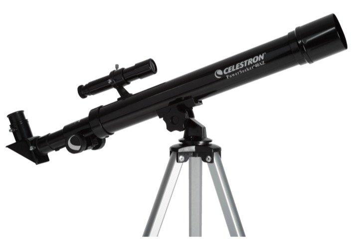 """Celestron 821598 PowerSeeker """"40 AZ Teleskop"""" für 29€ (statt 49€)"""