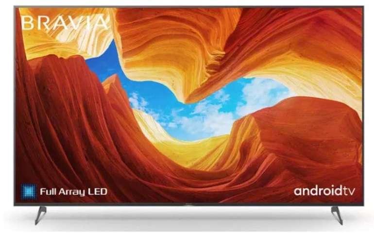 Sony KD-85XH9096 – 85 Zoll UHD Android Smart-TV mit 120 Hz für 1.899€ inkl. Versand (statt 2.269€)