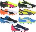 Puma evoSPEED, V5.11, Adreno II, evoTouch, evoPOWER Fußballschuhe für je 14,99€