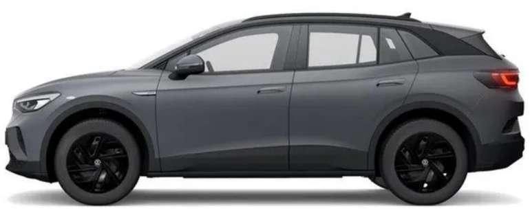 Privatleasing: VW ID.4 Pure (149 PS, 52 kWh) für mtl. 195€ mtl. (inkl. ÜF, LF 0,45)