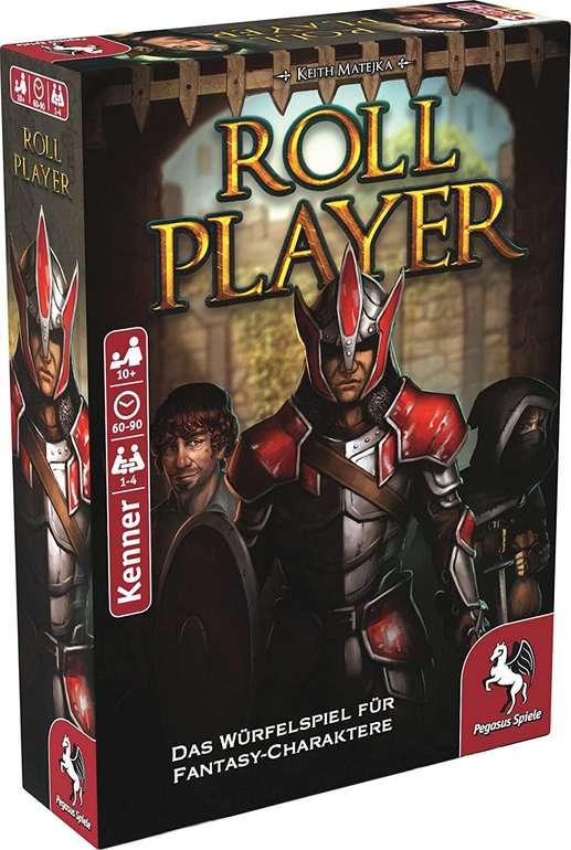 Pegasus Roll Player Brettspiel für 23,98€ inkl. Versand (statt 33€)
