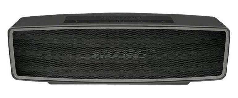 Das große Saturn Jahresfinale: 7 Tage, 7 Kracher - z.B. Bose SoundLink Mini II Bluetooth Lautsprecher für 111€