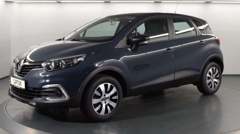 Privat Leasing: Renault Captur Life TCe 90 mit 90 PS für 79€ mtl. (Überführung + Zulassung: 984€, LF: 0,48)