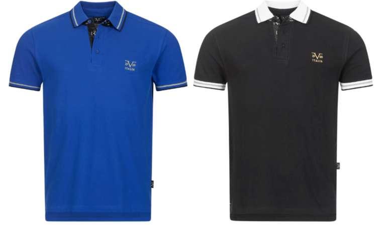 19V69 Versace Ricamo Retro Herren Polo-Shirt (vers. Farben) ab 15,99€zzgl. Versand (statt 35€)