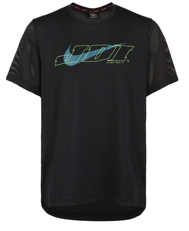 Nike Herren Funktionsshirt mit hellblauen Akzenten für 17,94€ inkl. Versand (statt 30€)